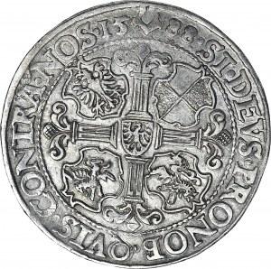 RR-, Śląsk, Jerzy Fryderyk książę Opolski, Talar 1588, Karniów, R5