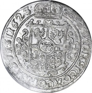 Śląsk, Gabriel Bethlen, 24 krajcary 1623, Opole, piękne