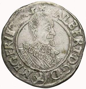 Śląsk/Czechy, Albert von Wallenstein, 3 krajcary 1631, Jicin