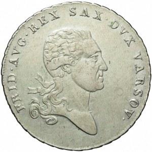 R-, Księstwo Warszawskie, Talar 1814
