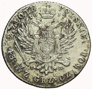 Królestwo Polskie, Aleksander I, 2 złote 1817