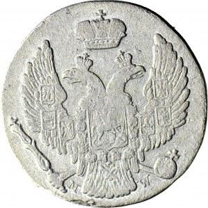 Królestwo Polskie, 10 groszy 1836, rzadszy rocznik