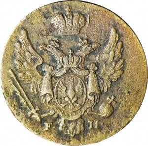 Królestwo Polskie, 1 grosz 1828 FH