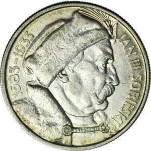 10 złotych 1933, Sobieski, bardzo ładny