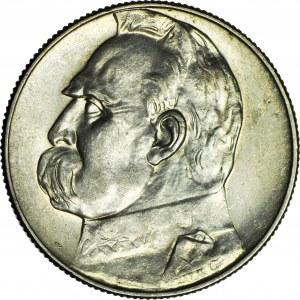 5 złotych 1936, Piłsudski, menniczy