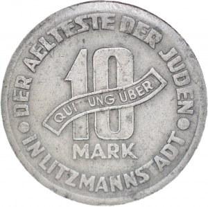 Getto, 10 Marek 1943, Al-Mg, okołomennicza, odmiana jasna