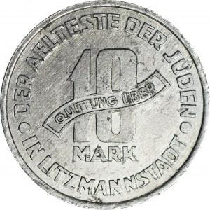 RR-, Getto, 10 Marek 1943, GDA 1/1 (płytkie/płytkie), bardzo rzadkie