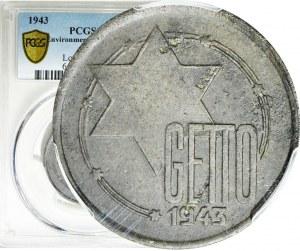 Getto, 10 Marek 1943, Al-Mg, okołomennicze