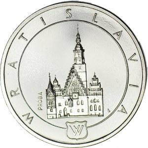 1000 złotych 1987, PRÓBA, nikiel, Wratislavia