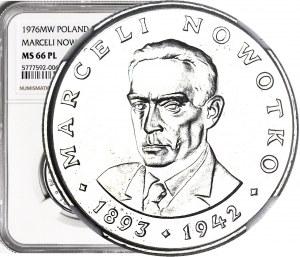 RRR-, 20 złotych 1976, M. Nowotko, PROOFLIKE