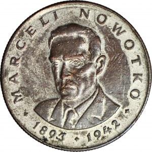 Falsyfikat z epoki, 20 złotych Nowotko 1976