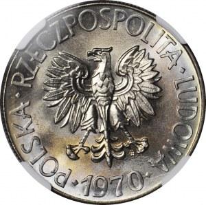 10 złotych 1970, Tadeusz Kościuszko, menniczy