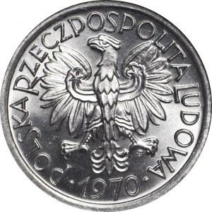 2 złote 1970, Jagody, mennicze