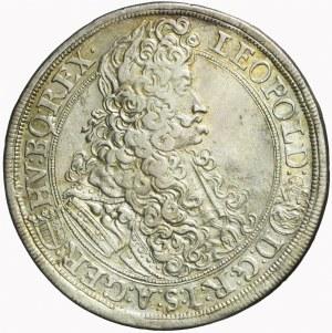 Austria, Leopold I, 1/2 talara 1700, Kremnica