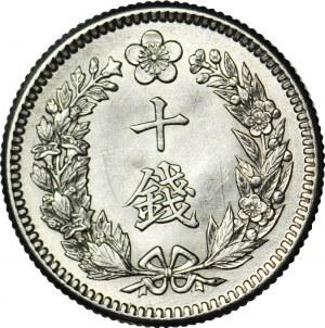 Korea, 10 chon, 4 rok - 1910