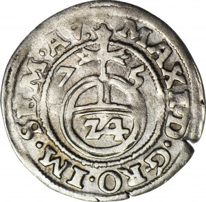 Niemcy, Hameln, Maksymilian II, 1/24 Talara 1575