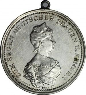 Niemcy, Berlin, Odznaka Związku Niemieckich Położnych