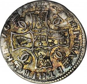 Szkocja, Karol II 1649-1685, Merk