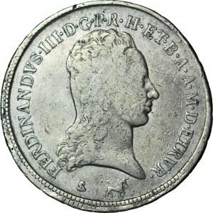 Włochy, Toskania, Ferdynand III, Scudo - 10 paoli 1797