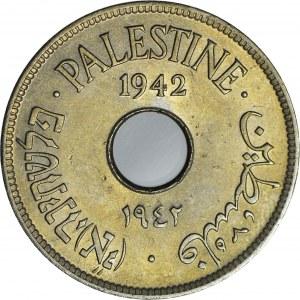 Palestyna, 10 mils 1942