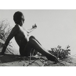 Ladislav POSTUPA (1929-2016), Na plaży