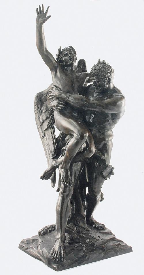 Cyprian GODEBSKI (1835-1909), Geniusz i siła brutalna, 1888