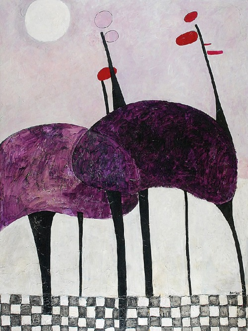 Hanna KARASIŃSKA-EBERHARDT (ur. 1964), Nieloty