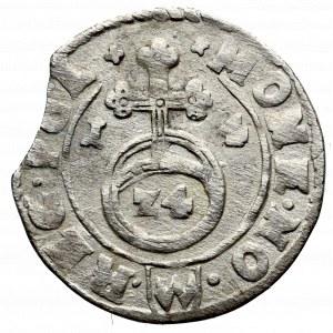 Sigismund III, 1,5 groschen 1614, Bromberg