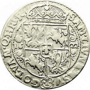 Sigismund III, 18 groschen 1622, Bromberg