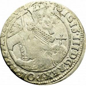 Sigismund III, 18 groschen 1624, Bromberg