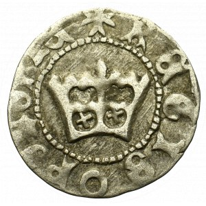 John I, Halfgroat without date, Cracow