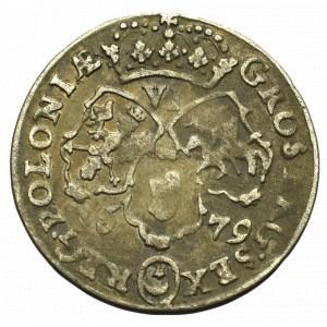 John III Sobieski, 6 groschen 1679, Bromberg