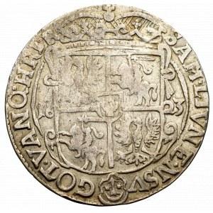 Sigismund III, 18 groschen 1623, Bromberg - extremely rare