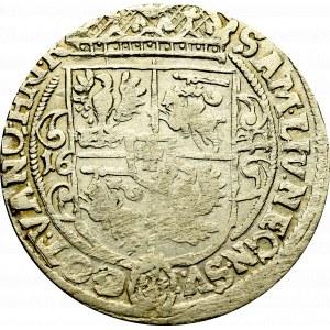 Sigismund III, 18 groschen 1622, Bromberg - PRV M