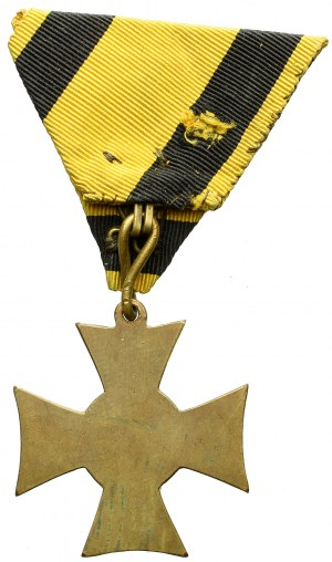 Austro-Hungaria, Medal for 12 years of service