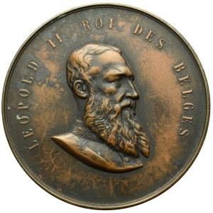 Belgium, Medal of the international exposition Bruxelles 1905