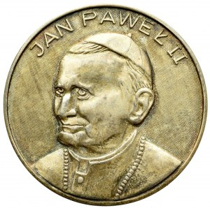 Peoples Republic of Poland, Medal for the II visit of John Paul II in Poland 1982, silver