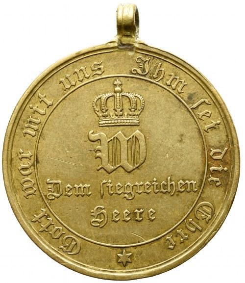 Niemcy, Medal za wojnę francusko-pruską 1870-1871