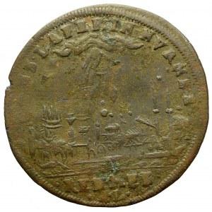 France/Germany, Jeton for the king Louis XIV, Hans Lauffer Nurnberg
