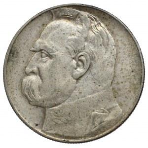II Rzeczpospolita, 10 złotych 1934 Piłsudski