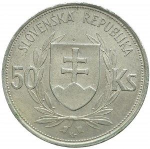 Slovakia, 50 corona 1944