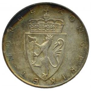 Norwegia, 10 koron 1964