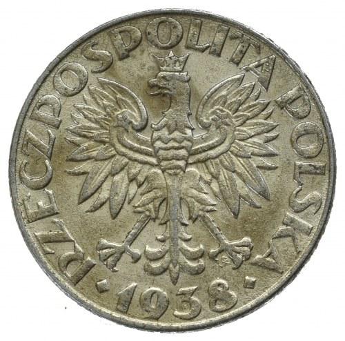 II Rzeczpospolita, 50 groszy 1938
