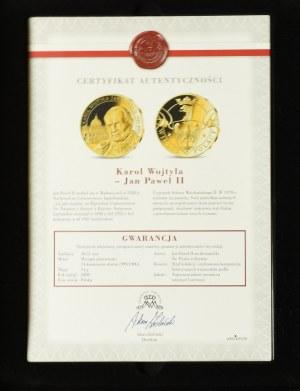 Zestaw medali Wielcy Polacy (11 egz)