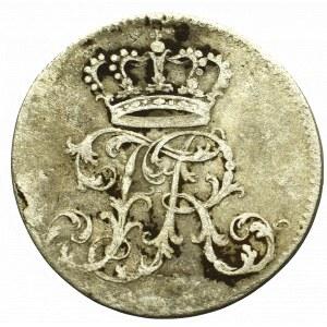 Niemcy, Prusy, 1/24 talara 1753 F