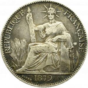Francja, 20 centów 1879