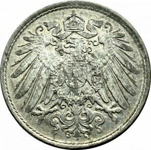 Germany, 10 pfennig 1921