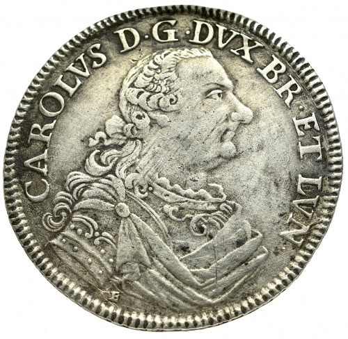 Niemcy, Brunszwik-Wolfenbüttel, 2/3 talara 1764