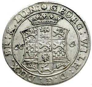 Niemcy, Brunszwik-Calenberg-Hannover, 2/3 talara 1692