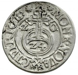 Zygmunt III Waza, Półtorak 1620, Ryga